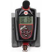 dosimetro, ruido, nr 15, intrinsecamente seguro, sem fio, EDGE 5, quest, calibrador acustico qc-10