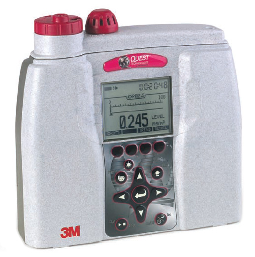 EVM-7, avaliações da qualidade do ar e de concentração de partículas medição simultânea de particulados e concentração de gases e, filtro de 25mm ou 37mm, Partículados, VOC, compostos organicos volateis, ISO 12103-1
