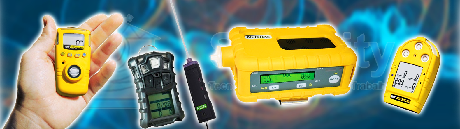 Detectores 4 de Gases Portátil em Osasco